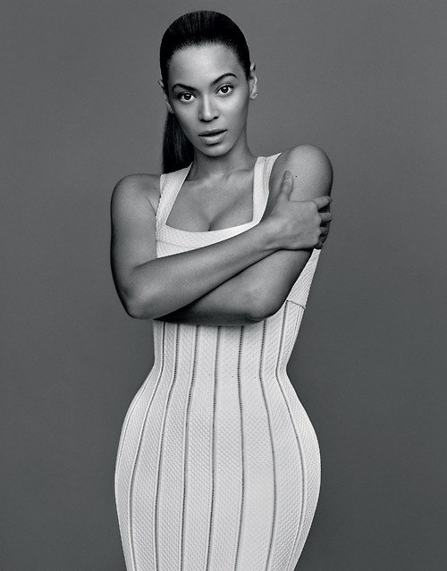 Beyonce's Gentlewoman magazine cover_500