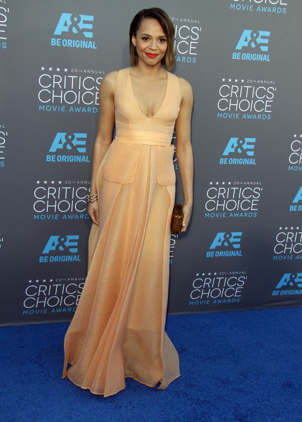 Jennifer Aniston at The 20th Annual Critics Choice Movie Awards in Hollywood